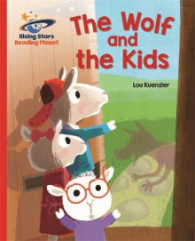 Reading Planet - The Wolf and the Kids - Red B: Galaxy av Lou Kuenzler (Heftet)