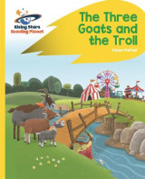 Omslag - Reading Planet - The Three Goats and the Troll - Yellow: Rocket Phonics