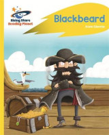 Omslag - Reading Planet - Blackbeard - Yellow: Rocket Phonics