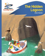 Omslag - Reading Planet - The Hidden Lagoon - Blue: Rocket Phonics