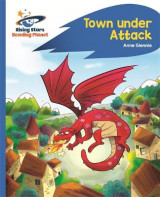 Omslag - Reading Planet - Town Under Attack - Blue: Rocket Phonics