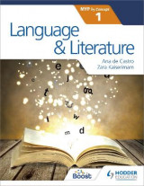 Omslag - Language and Literature for the IB MYP 1
