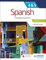 Omslag - Spanish for the IB MYP 4&5 Phases 1-2: Phases 1-2