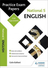 Omslag - National 5 English: Practice Papers for SQA Exams