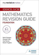 Omslag - Edexcel GCSE Maths Foundation: Mastering Mathematics Revision Guide