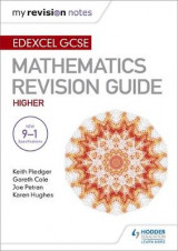 Omslag - Edexcel GCSE Maths Higher: Mastering Mathematics Revision Guide: Higher