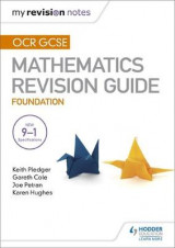 Omslag - OCR GCSE Maths Foundation: Mastering Mathematics Revision Guide: Foundation