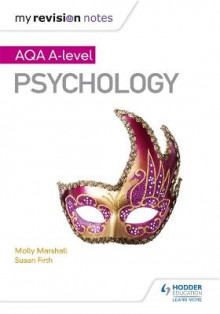 My Revision Notes: AQA A Level Psychology av Molly Marshall og Susan Firth (Heftet)