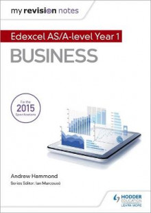 My Revision Notes: Edexcel AS Business av Andrew Hammond (Heftet)