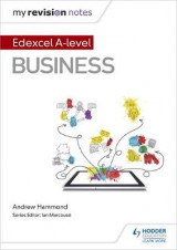 Omslag - My Revision Notes: Edexcel A-level Business