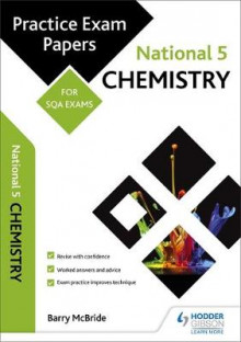 National 5 Chemistry: Practice Papers for SQA Exams av Barry McBride (Heftet)