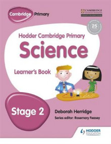 Hodder Cambridge Primary Science Learner's Book 2 av Deborah Herridge (Heftet)
