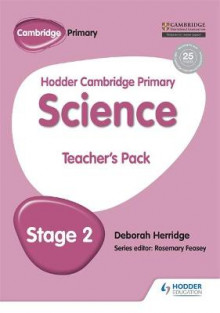 Hodder Cambridge Primary Science Teacher's Pack 2 av Deborah Herridge (Heftet)