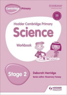 Hodder Cambridge Primary Science Workbook 2 av Deborah Herridge (Heftet)
