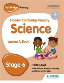 Hodder Cambridge Primary Science Learner's book 6 av Peter Riley (Heftet)
