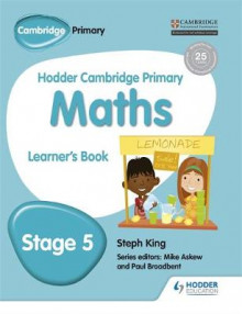Hodder Cambridge Primary Mathematics Learner's Book 5 av Steph King (Heftet)