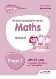 Hodder Cambridge Primary Mathematics Workbook 2 av Paul Broadbent og Catherine Casey (Heftet)