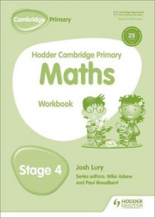 Hodder Cambridge Primary Mathematics Workbook 4 av Rachel Axten-Higgs (Heftet)
