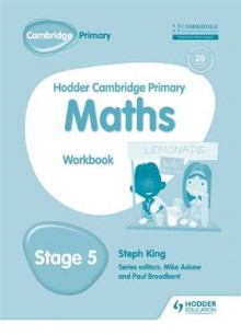 Hodder Cambridge Primary Mathematics Workbook 5 av Steph King (Heftet)