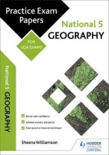 Omslag - National 5 Geography: Practice Papers for SQA Exams