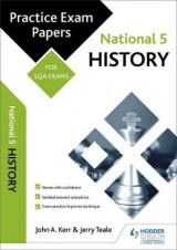 Omslag - National 5 History: Practice Papers for SQA Exams