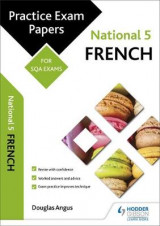 Omslag - National 5 French: Practice Papers for SQA Exams
