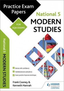 National 5 Modern Studies: Practice Papers for SQA Exams av Frank Cooney (Heftet)
