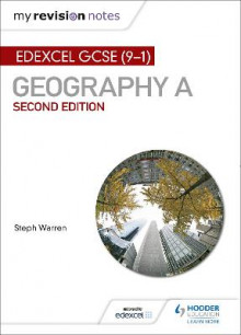My Revision Notes: Edexcel GCSE (9-1) Geography A Second Edition av Steph Warren (Heftet)