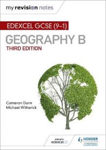 My Revision Notes: Edexcel GCSE (9-1) Geography B Third Edition av Cameron Dunn og Michael Witherick (Heftet)