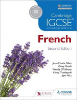 Omslag - Cambridge IGCSE French Student Book