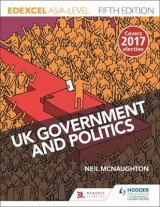 Omslag - Edexcel UK Government and Politics for AS/A Level