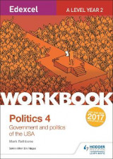 Omslag - Edexcel A-level Politics Workbook 4: Government and Politics of the USA