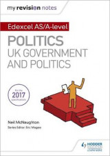 Omslag - My Revision Notes: Edexcel AS/A-level Politics: UK Government and Politics