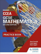 Omslag - CCEA GCSE Mathematics Higher Practice Book