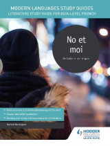 Omslag - Modern Languages Study Guides: No et moi