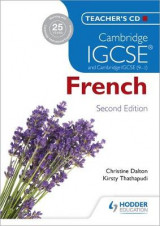 Omslag - Cambridge IGCSE French Teacher's
