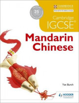 Omslag - Cambridge IGCSE Mandarin Chinese: Cambridge IGCSE