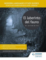 Omslag - Modern Languages Study Guides: El Laberinto del Fauno: AS/A-Level Spanish