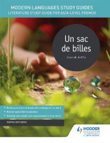 Omslag - Modern Languages Study Guides: Un sac de billes