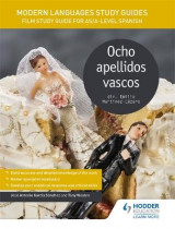 Omslag - Modern Languages Study Guides: Ocho Apellidos Vascos: AS/A-Level Spanish