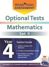 Omslag - Optional Tests Mathematics Year 4 School Pack Set B
