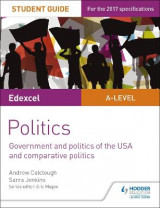Omslag - Edexcel A-level Politics Student Guide 4: Government and Politics of the USA
