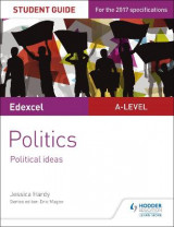 Omslag - Edexcel A-level Politics Student Guide 3: Political Ideas