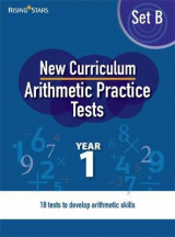 Omslag - New Curriculum Arithmetic Tests Year 1 Set B