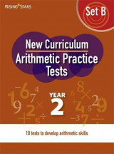 Omslag - New Curriculum Arithmetic Tests Year 2 Set B