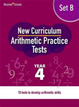 Omslag - New Curriculum Arithmetic Tests Year 4 Set B