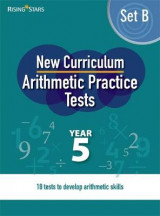 Omslag - New Curriculum Arithmetic Tests Year 5 Set B