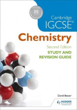 Omslag - Cambridge IGCSE Chemistry Study and Revision Guide