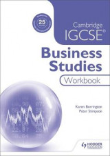 Omslag - Cambridge IGCSE Business Studies Workbook: Cambridge IGCSE