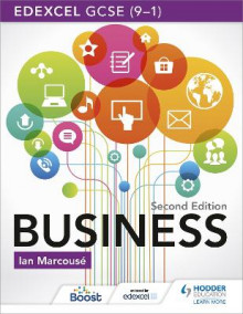 Edexcel GCSE (9-1) Business av Ian Marcouse (Heftet)